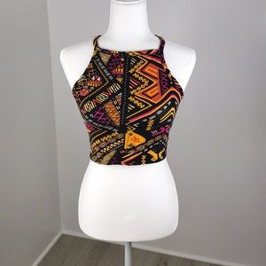 H&M Crop Top Size Small